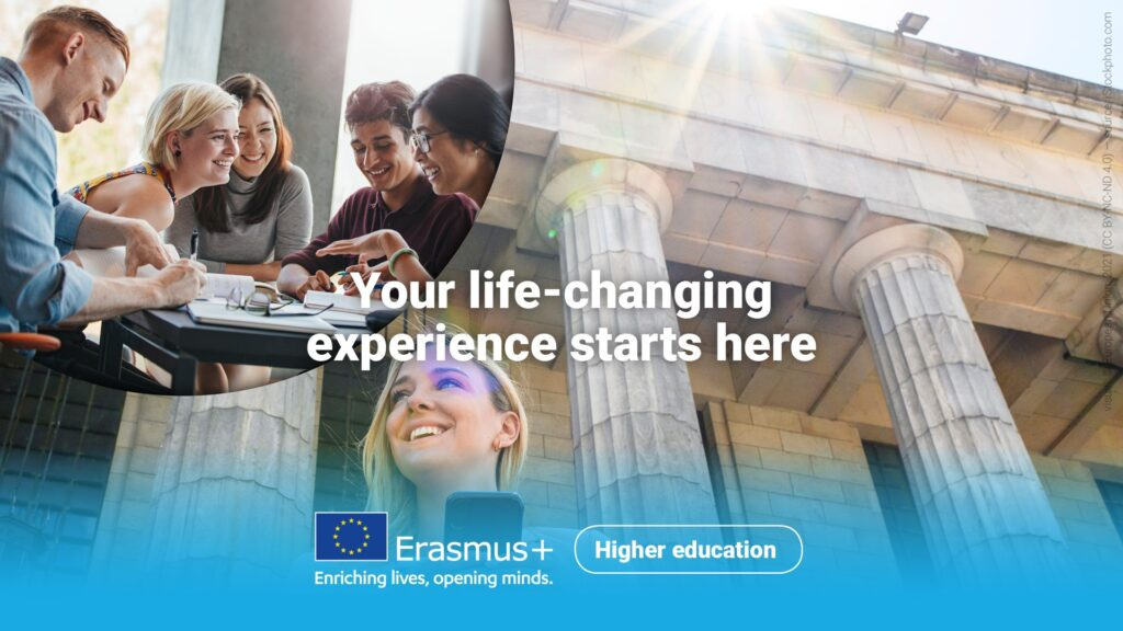Erasmus+ Higher Education