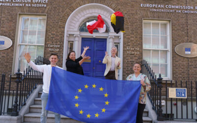 The official launch of Erasmus+ in Ireland